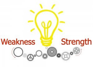 Strengths vs weaknesses