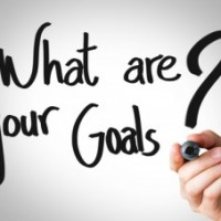 Annual goal setting